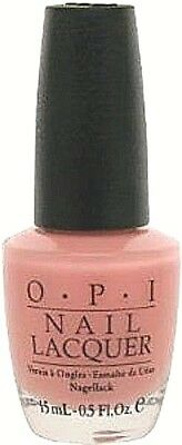 OPI Nail Polish Lacquer Enamel Varnish H17 Infatuation RARE 15ml NEW & SEALED