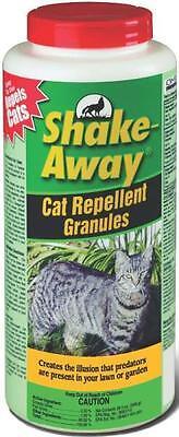 NEW SHAKE-AWAY 2854448 28.5OZ CAT REPELLENT PET SAFE COYOTE