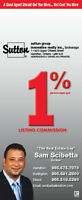1% COMMISSION - FULL SERVICE - SAVE THOUSANDS
