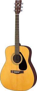 Yamaha guitar with case