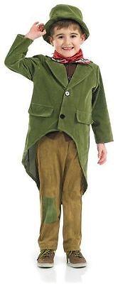 JUNGEN Charles Dickens JUNGE Oliver Twist ARMEN VIKTORIANISCHES - Viktorianischen Charles Dickens Kostüm