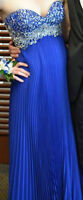 Royal Blue Prom Dress NEED GONE