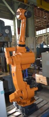 110 Lb Gsk Rb50 6-axis Cnc Arm-type Material Handling Robot - 28576