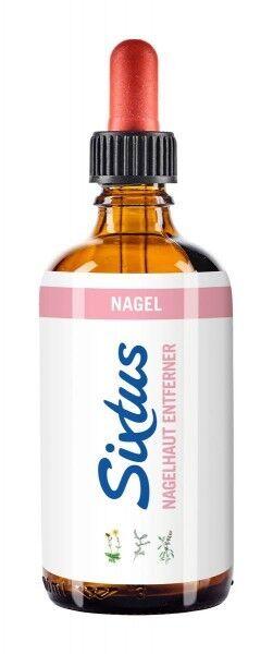 Sixtus Nagelhaut-Entferner, 100 ml