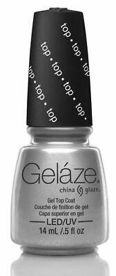 Gelaze Gel-n-Base Gel Top Coat - .5 fl oz - 81650