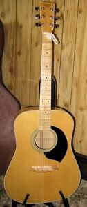 Yamaki AY382 Acoustic - Made in Japan