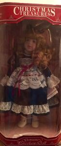 Collectable Christmas Doll