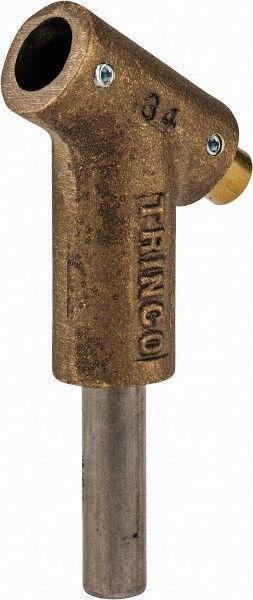 "Trinco 25 CFM Sandblasting Air Gun 3/4"" Inner Diam with Air Jet Less Nozzle"