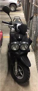 Yamaha BW50 Moped