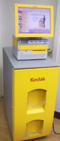 "Kodak G4 Kiosk with 6850 printer (17"")"