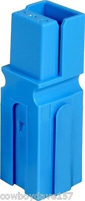 Anderson Powerpole Blue Housing 1327g8 Power Pole 10 Pack 10 Housings Authentic
