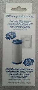 Frigidaire PureSource RG-100 water filters - NEW & SEALED