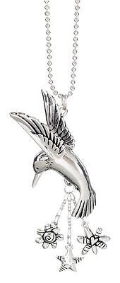 Car Charm - Hummingbird - Hang from Your Rear View Mirror!