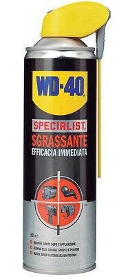 WD-40 SPECIALIST SGRASSANTE EFFICACIA IMMEDIATA RIMUOVI GRASSO OLIO E SPORCO