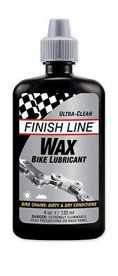 Finish Line Krytech Wax 4Oz Bike Lube Chain Oil Drip Bottle Economy Size Ounce