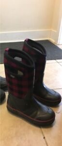 Bogs winter boots size 12