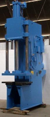 50 Ton Greenerd C-frame Hydraulic Press 40 Stroke