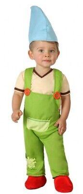 Baby Boys Garden Gnome Christmas Elf World Book Day Fancy Dress Costume - Gnome Kostüm Baby