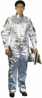 Steel Grip Silver Aluminized Coverall Size Xl Model Ath415xl