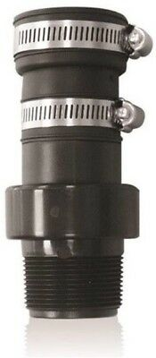 Wayne 66005 Wyn1   1 1 2  Check Valve With Stainless Steel Clamps Free Shipping