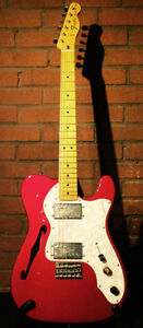 Fender Telecaster Classic Series 72 Thinline