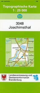 JOACHIMSTHAL 1 : 25 000