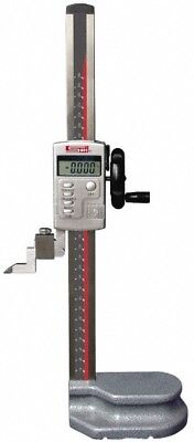 Spi 12 Electronic Height Gage 0.0005 Resolution Accurate To 0.0015 Lcd D...