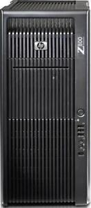 HP Z800 WorkStation Custom Configuration -   up to 192GB RAM