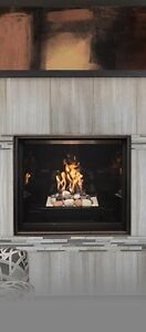 Town & Country TC30.CE3 Natural Gas Fireplace