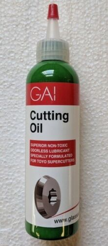 Toyo GAI Cutting Oil for Glass Cutter - Stained Glass Tools Supplies