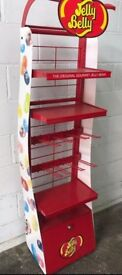 Jelly Belly Display Stand