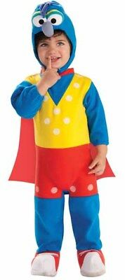The Muppets Gonzo EZ-On Romper infant or newborn costume (Muppets Gonzo Kostüm)
