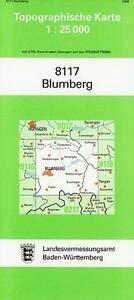 * BLUMBERG 1 : 25 000