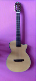 CRAFTER 125-CN NYLON STRING ELECTRIC GUITAR