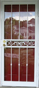 Wrought Iron Storm Doors & Wrought Iron Fences London Ontario image 8