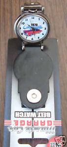"FS: 2007 Muscle Car Garage ""1970 Chevelle"" Belt Watch in Origina London Ontario image 1"