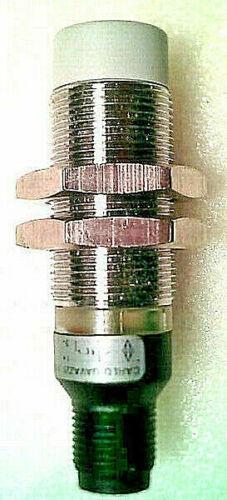 3x CARLO GAVAZZI PNP-NO EL1808PPOSS-1 induktiver Näherungsschalter M18 200mA 40V