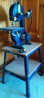 Mastercraft Band Saw and Solid Bench (Mint)