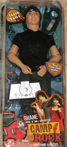Disney Camp Rock Shane Doll - NEW in Box London Ontario image 1