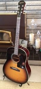 Epiphone 6 String Acoustic Guitar