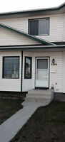 Available immediately 2 bdrm Twnhs available June 1 in Lacombe