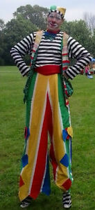CLOWN on Stilts Juggler & face painter combo package Oakville / Halton Region Toronto (GTA) image 8