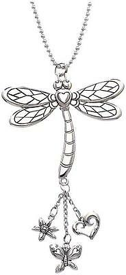 Car Charm - Dragonfly - Hang from Your Rear View Mirror!