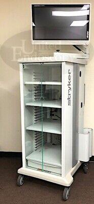 Stryker - 1588 Aim 26 Led Arthroscopy Tower System Endoscope Endoscopy