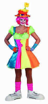Silly Billy Clown Costume for Women (all sizes) New by Funny Fashion 506086 - Funny Costumes For Women