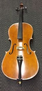 Vivance 3/4 Size Cello with Case and Bow