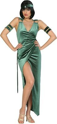 Adult Deluxe Jewel Of The Nile Cleopatra Halloween Costume Egyptian Greek - Adult Deluxe Cleopatra Kostüm