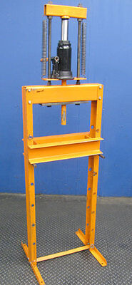 Heavy Duty 12-ton Hydraulic H-frame Shop Press Craftsman Cylinder