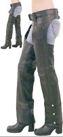 Unisex Leather chaps - only $38. .....paid $110