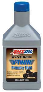 AMSOIL V-TWIN PRIMARY FLUID IN OWEN SOUND